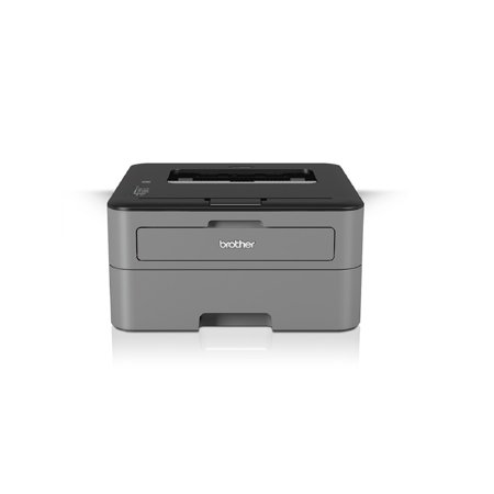 Brother Compact Monochrome Laser Printer, HL-L2350DW, Wireless Printing, Duplex Two-Sided Printing