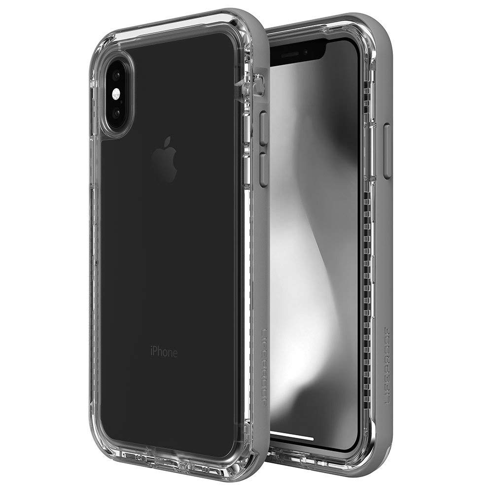 (Refurbished) Lifeproof NEXT Case for iPhone X / Xs (77-57187) - Beach Pebble