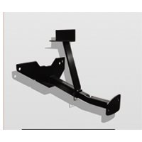 Torklift F2011 Frame Mounted Front Tie Down