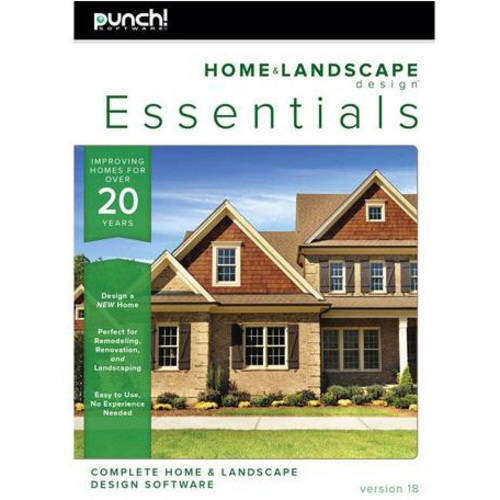 WD Encore 8129745 Punch Home Landscape Essential V18 (Email Delivery)