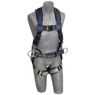 DBI/SALA Large ExoFit Construction Vest Style Harness Wit...