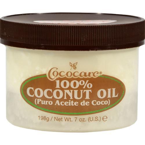 Cococare 100% Coconut Oil - 7 oz