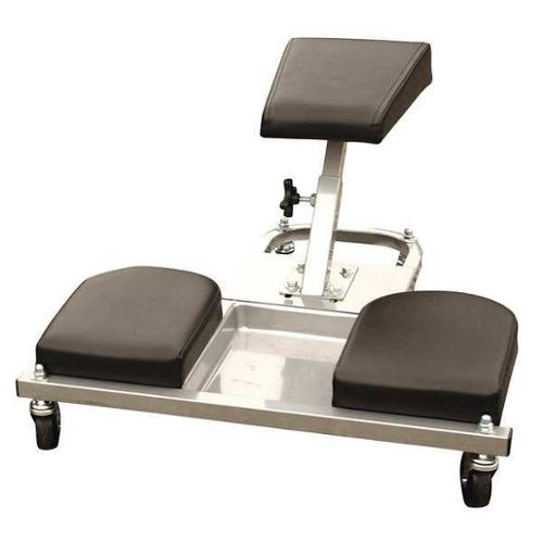 KEYSCO TOOLS 78032 Knee Saver Work Seat, Steel, 22 in. L