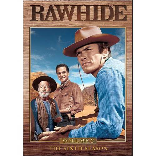 Rawhide: The Sixth Season, Vol. 2 (Full Frame)