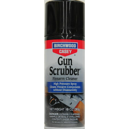 (Birchwood Casey Gun Scrubber Firearm Cleaner - 10 Ounce Aerosol)