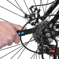 Greensen 2pcs Bike Chain Crank Sprocket Cleaning Tool Bicycle Washing Brushes Tackle Kit Accessory