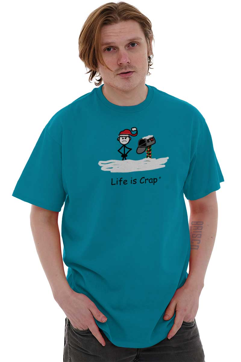 Details about  /Feeling Empty Heart Men/'s Green Crew Neck T-Shirt Funny Graphic