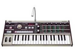 Korg MicroKorg Analog Modeled Synthesizer Vocoder