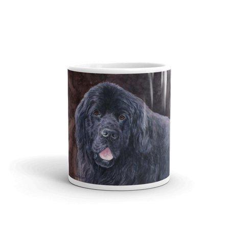 - Newfoundland Head Study IV, 11oz Coffee Mug