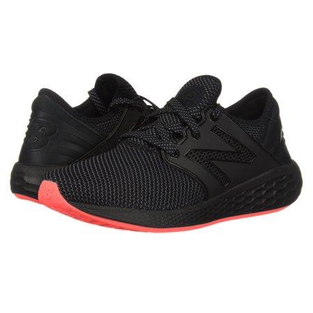 58930f5f6be37 New Balance - NEW BALANCE Fresh Foam Cruz V2 Sport | Black / Red (WCRUZRB2)  (6.5-Women) - Walmart.com