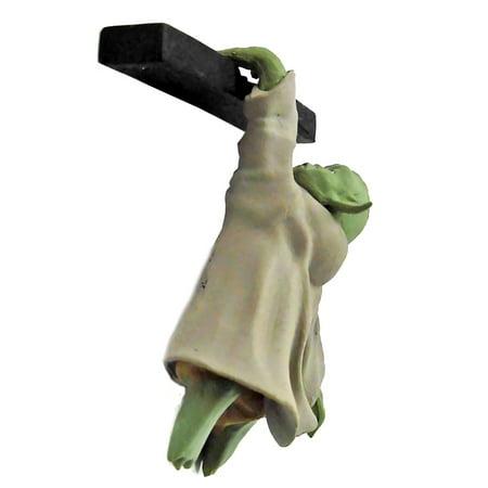 Star Wars Desperate Situation Series Yoda Mini Figure - Yoda Hat