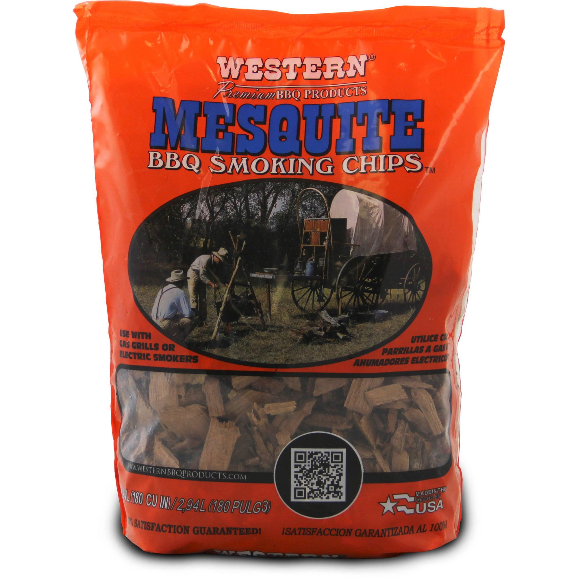 Western Smokin' Chips, Mesquite