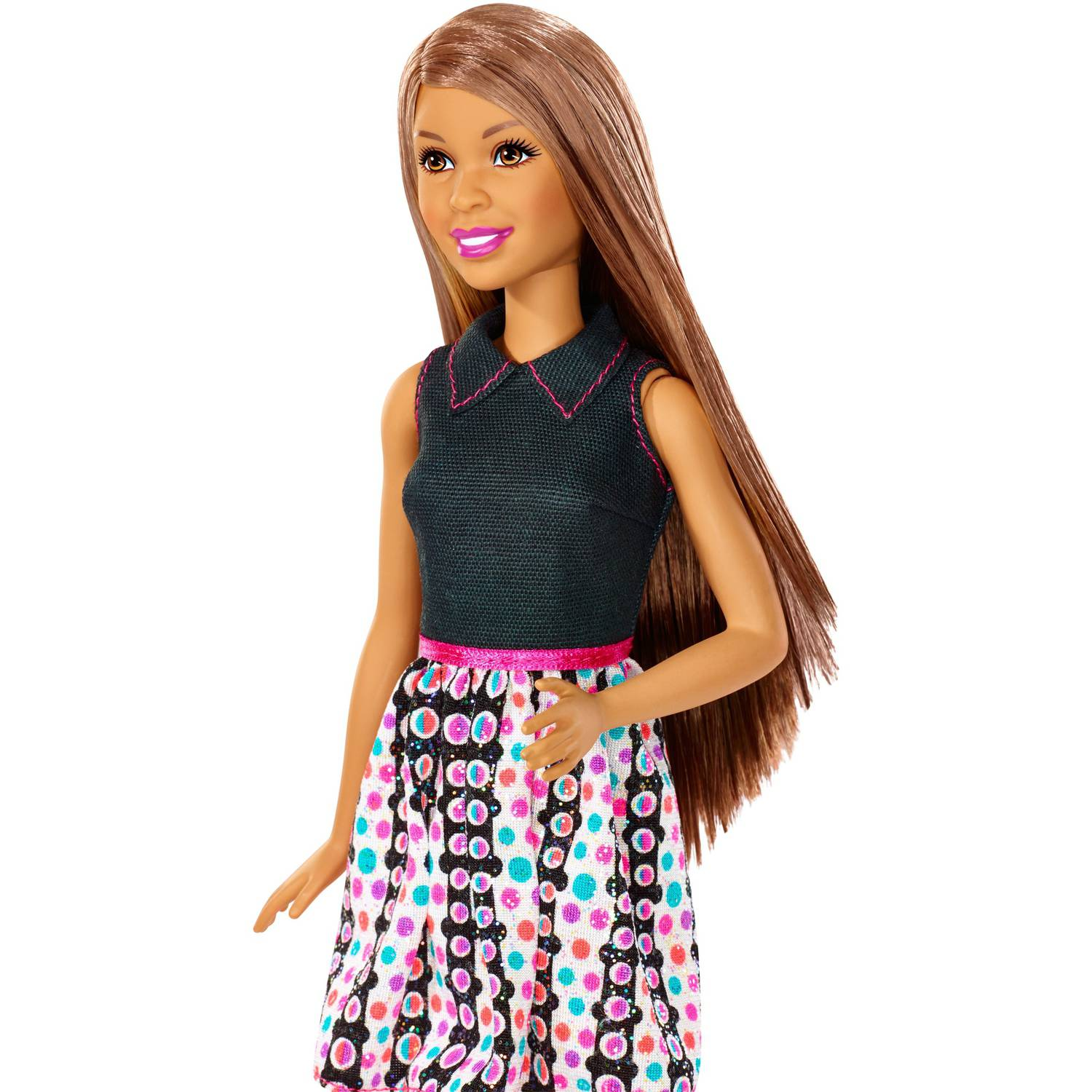 Barbie Mix N Color Nikki Doll