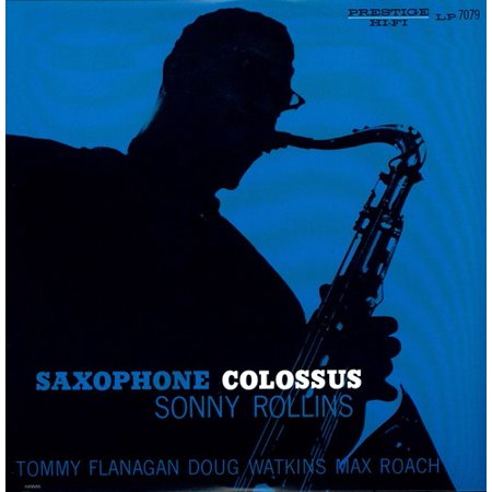 Saxophone Colossus (Vinyl) (Saxophone Quartet Music)