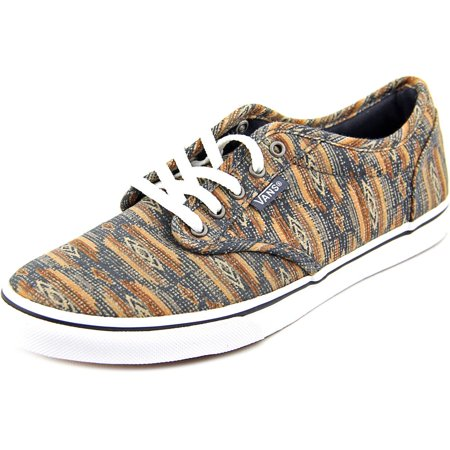 2771ac0cce9 VANS - Vans Atwood Low Women Round Toe Canvas Brown Skate Shoe - Walmart.com