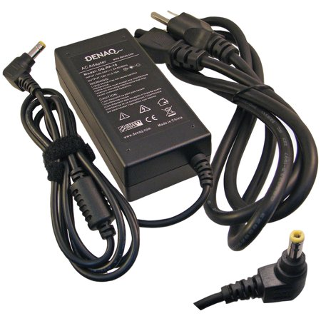 Denaq DQ-PA-16-5525 19-Volt DQ-PA-16-5525 Replacement AC Adapter for Dell Laptops (Dell Adaptors)