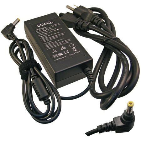 Denaq DQ-PA-16-5525 19-Volt DQ-PA-16-5525 Replacement AC Adapter for Dell Laptops Need a replacement AC adapter for your Dell laptop? Check out this Denaq 19-Volt DQ-PA-16-5525 Replacement AC Adapter for Dell Laptops. This 5.5mm-2.5mm AC Adapter is designed for Dell Inspiron & Latitude Series Laptops.