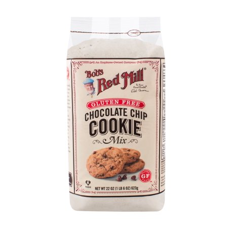 Bobs Red Mill Gluten Free Chocolate Chip Mix, 22