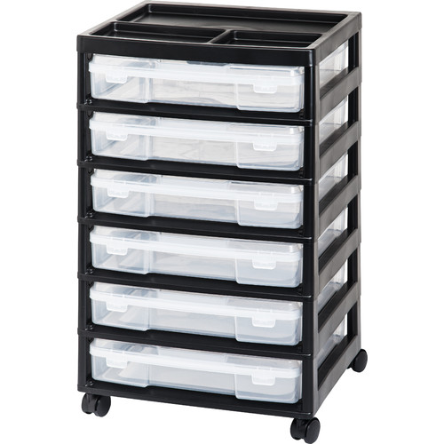 IRIS USA, Inc. 6-Drawer Storage Chest