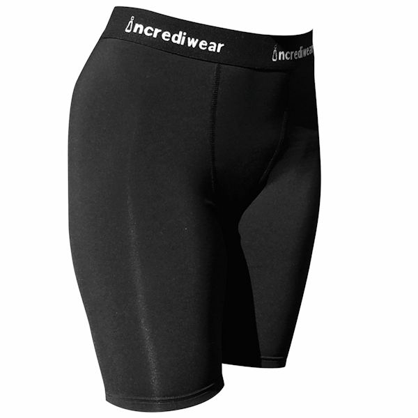Incrediwear Circulation Shorts (Black) (L) by