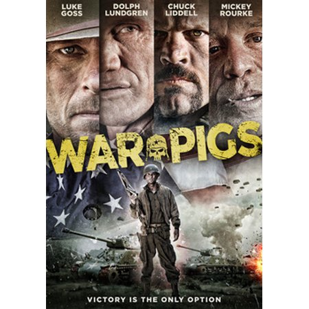 War Pigs (DVD)](Scary Pig Mask Movie)