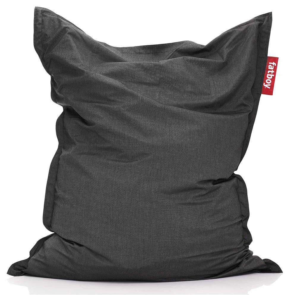 FatBoy Original Outdoor Beanbag in Charcoal