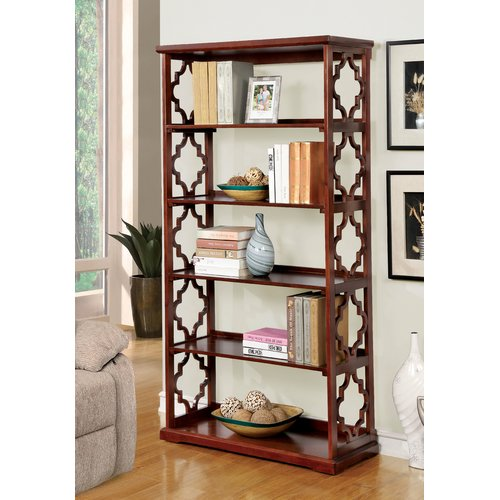 Hokku Designs 72'' Standard Bookcase by