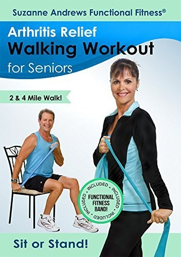 Suzanne Andrews Functional Fitness: Arthritis Relief Waling Workout For Seniors by BAYVIEW FILMS