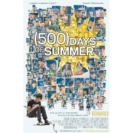 (500) Days of Summer (Blu-ray + Digital Copy)