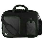 VANGODDY Pindar Travel School Shoulder Case Bag for 15, 15.6 inch Laptops / Netbooks / Ultrabooks [Apple, Acer, Asus, HP Samsung, Toshiba, etc]