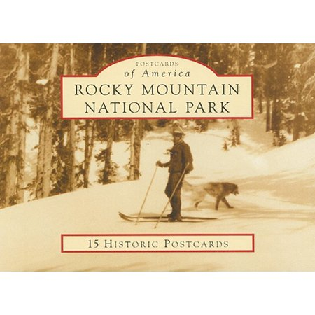 Rocky Mountain National Park: 15 Historic