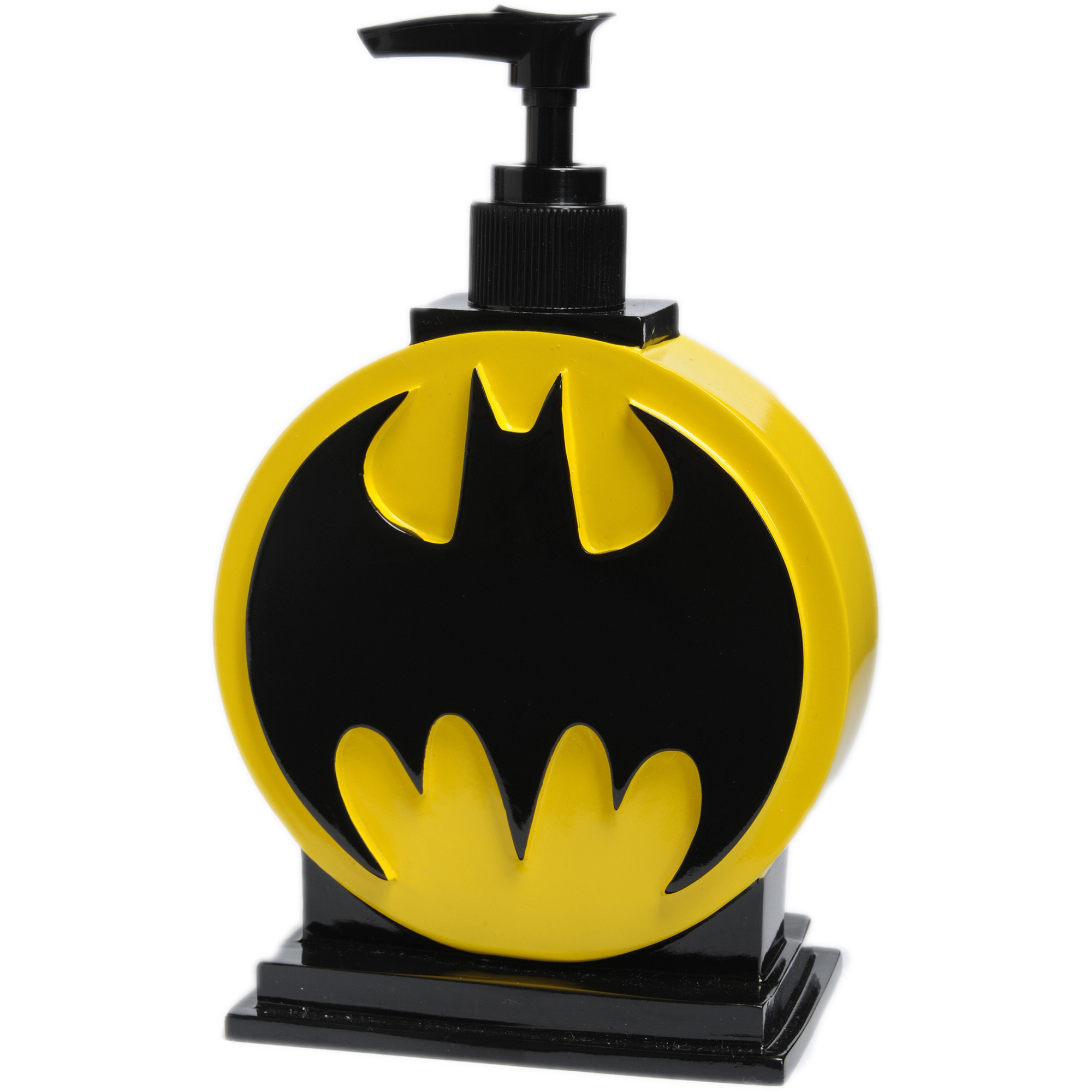 Batman Logo Bath Lotion Pump
