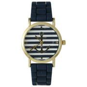Olivia Pratt Anchor & Stripe Watch