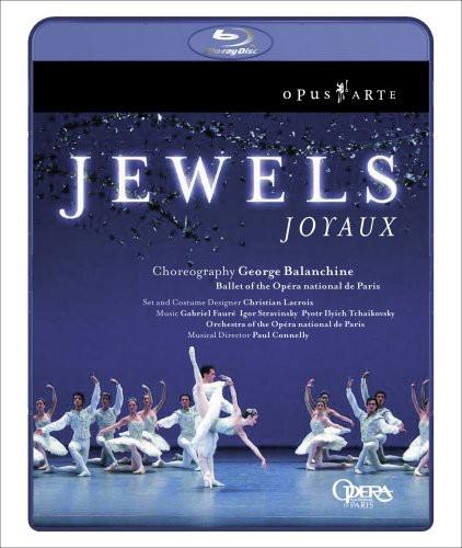 Jewels: George Balanchine (Blu-ray)