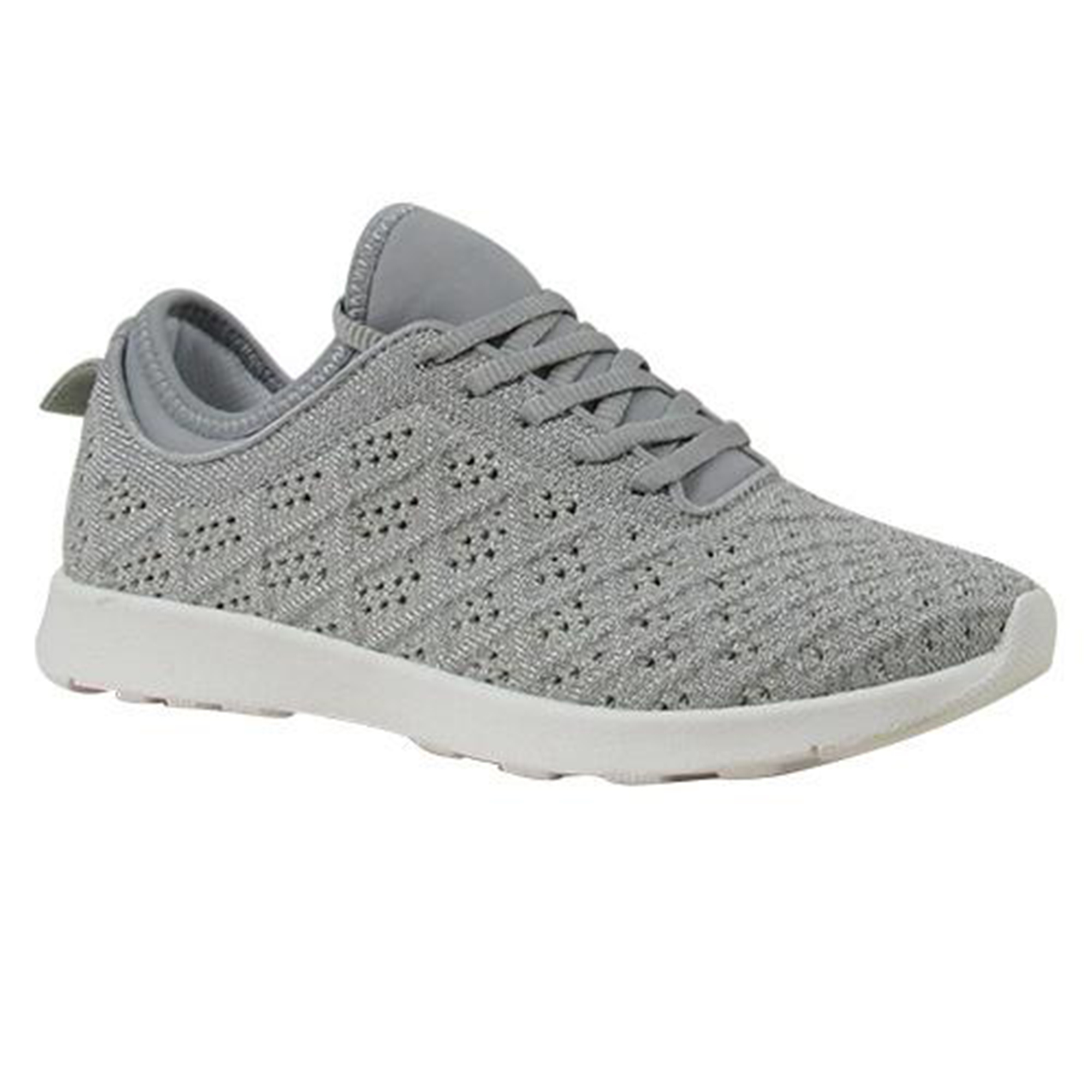 Not Rated Women's Dessa Sneaker-Grey-6 Economical, stylish, and eye-catching shoes