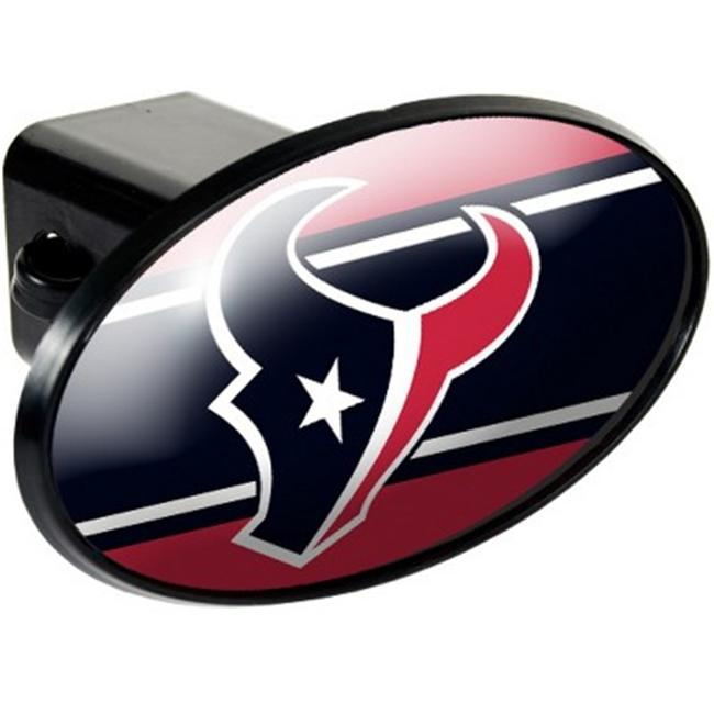 Great American Products 72063 Trailer Hitch Cover- Houston Texans