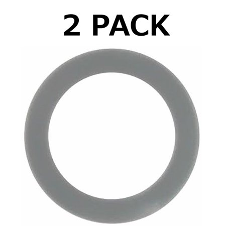 Replacement Rubber - Replacement Rubber Gasket Seal Ring, Fits Cuisinart Blender Blades SPB-456-3 2 Pack