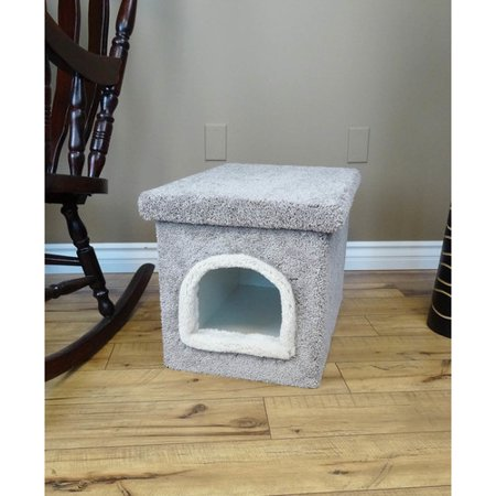 New Cat Condos Premier Litter Box Enclosure