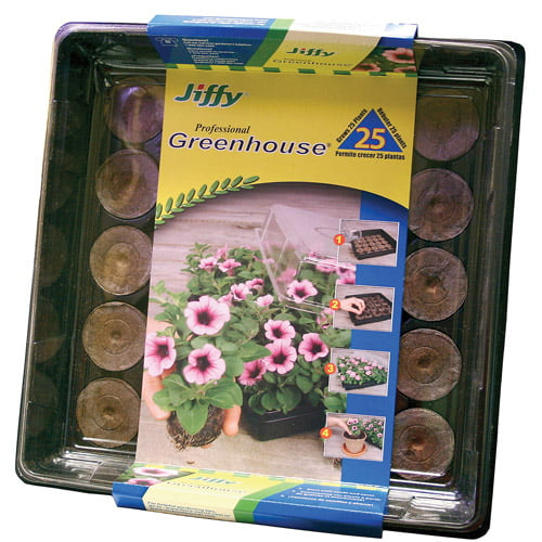 Ferry Morse jiffy J425 All In One Greenhouse 25 by Ferry Morse/Jiffy