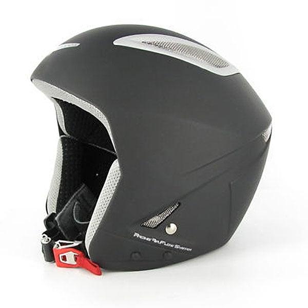 Briko Indian Ski Helmet (Matt Black, 54cm) by SOGEN SPORTS INC.