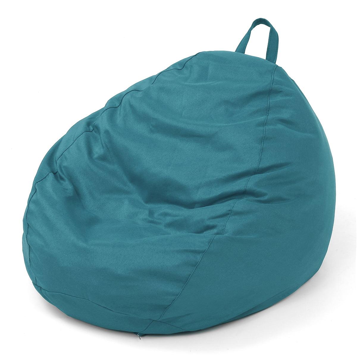 Bean Bag Chair Cover Indoor/Outdoor Gamer Beanbag Seat ...