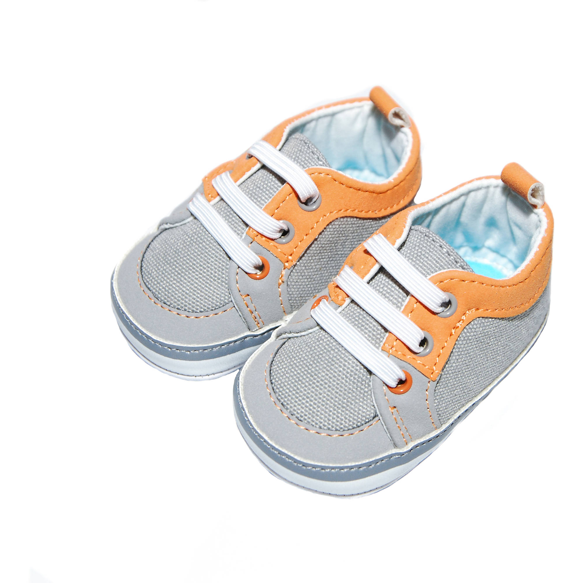 Child of Mine by Carter's Newborn Baby Boy Sneakers, 0-3M