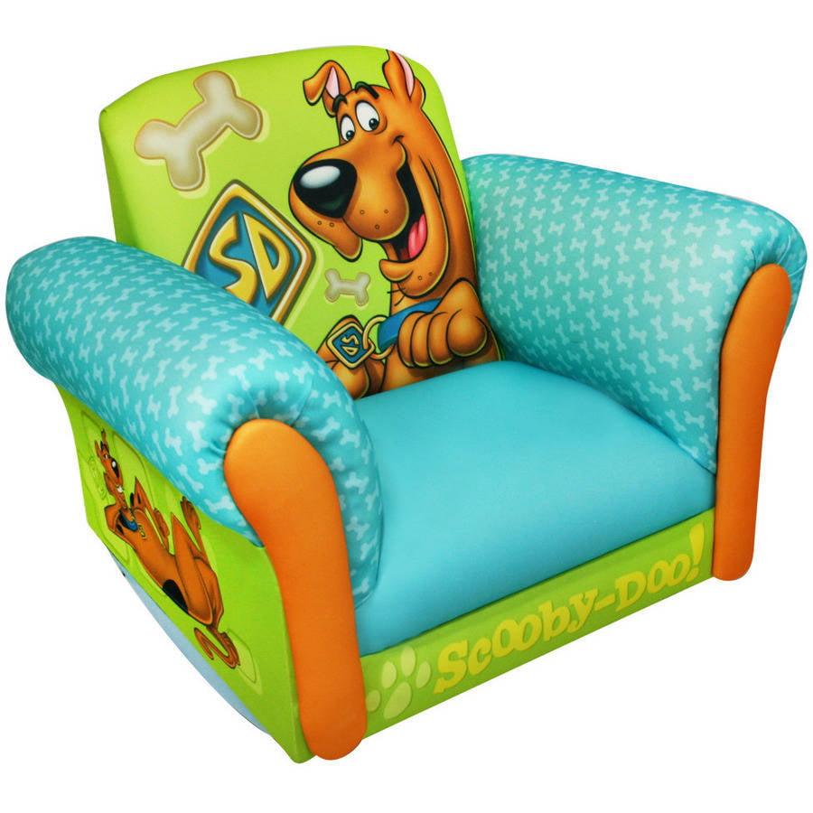 Warner Bros. Scooby-Doo Toddler Rocker