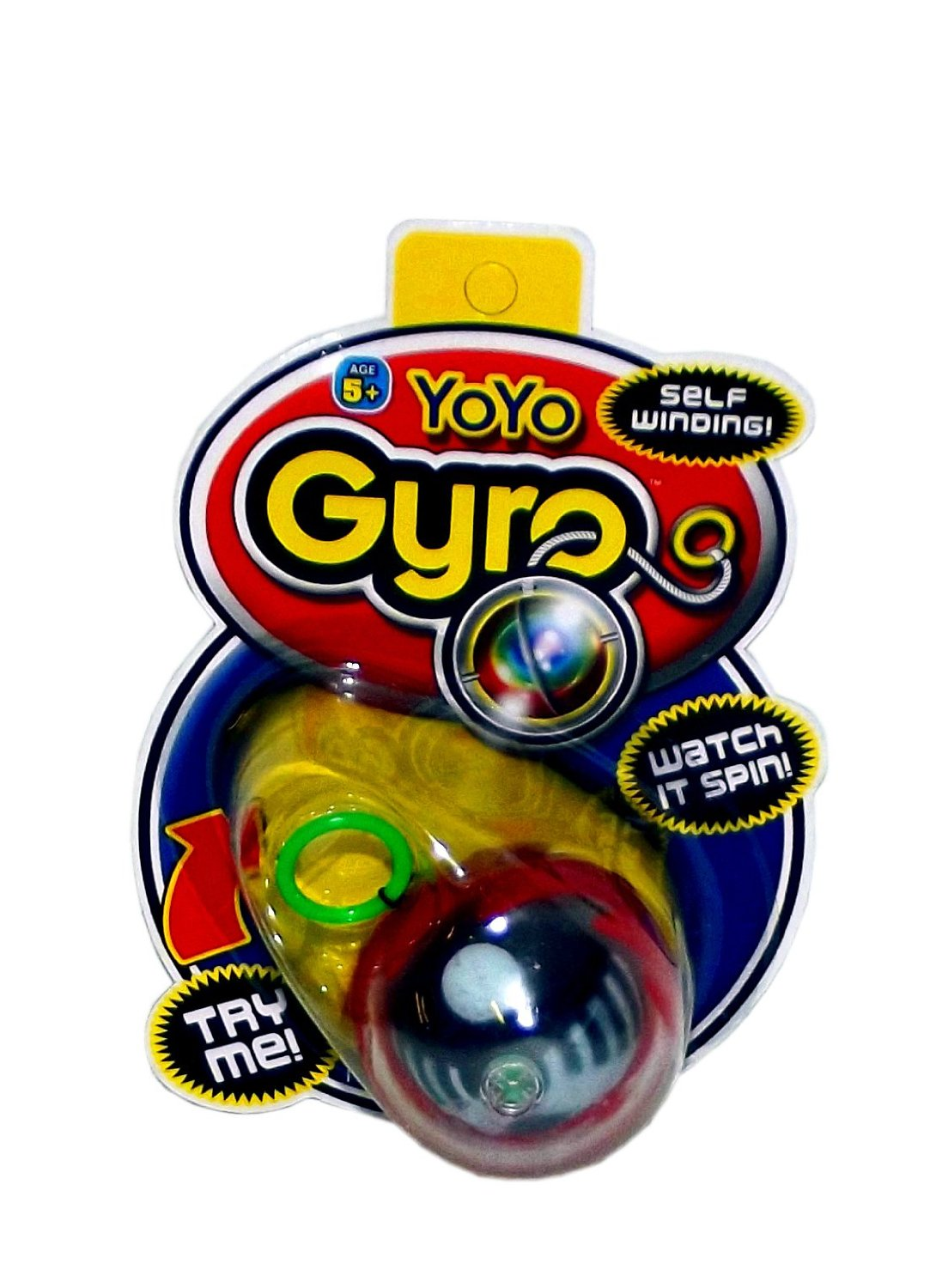 YoYo Gyro, 1 Piece, Assorted - Colors Vary