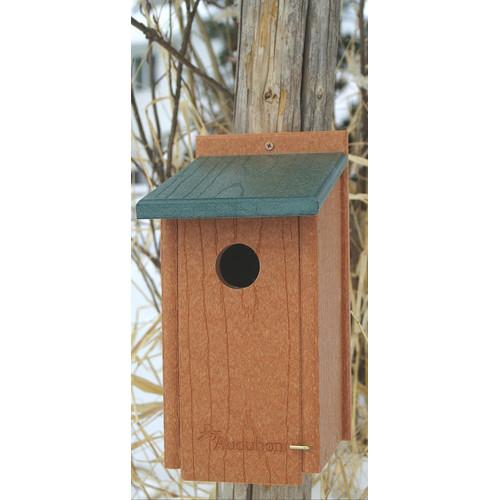 Audubon/Woodlink Go 12 in x 6 in x 6 in Bluebird House