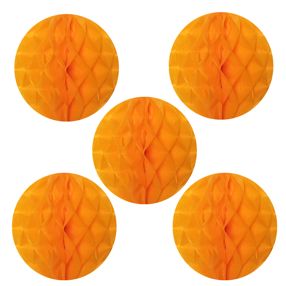 12 Baby Showers and Nursery Decor Yellow Wrapables Tissue Honeycomb Ball Party Decorations for Weddings Set of 3 Birthday Parties