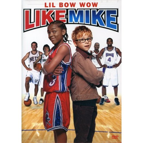 Like Mike (Anamorphic Widescreen, Full Frame)