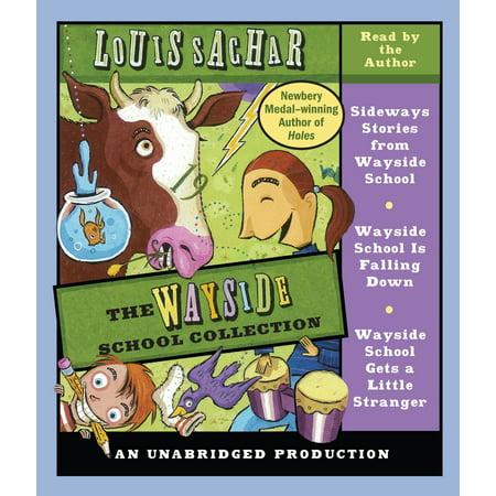 The Wayside School Collection Sideways Stories From Wayside School Wayside School Is Falling Down Wayside School Gets A Little Stranger