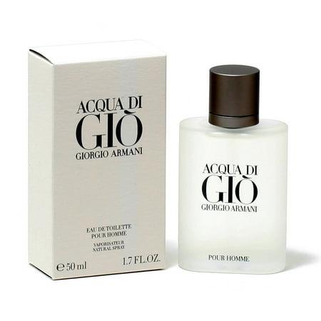 Giorgio Armani Acqua Di Gio Cologne for Men, 1.7 (Best Mens Fall Cologne)