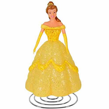 747834a1bccb Disney Products - Disney Princess Belle Indoor Eva Lamp - Beautifully  designe... - Walmart.com